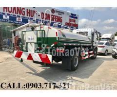 Bồn DongFeng 5 khối chở nước. Bán xe bồn DongFeng 5 khối chở nước - Hình ảnh 3/6