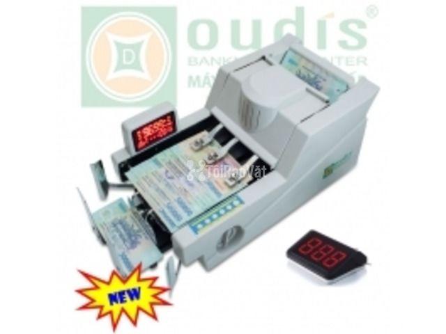 Máy đếm tiền phát hiện tiền giả Oudis 9699A giá tốt Miền Trung  - 1/1