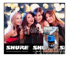 Củ mic Shure UR4S Đầu âm thanh micro đẳng cấp - Hình ảnh 3/3