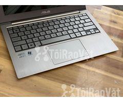 Laptop Asus Zenbook UX21E, i7 2677M 4G SSD256