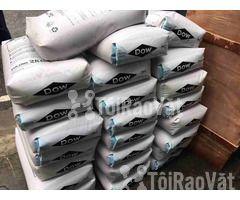 Hạt nhựa cation DOWEX HCRS Na, vật liệu lọc nhập khẩu. Đông Châu