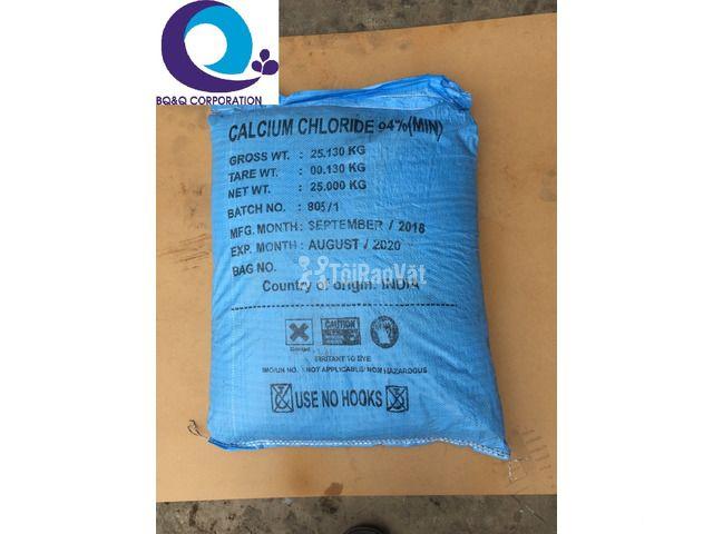 Cung cấp calcium chloride, CaCl2 dùng trong thủy sản, giá tốt - 1/1
