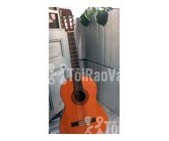 Đàn guitar classic Suzuki cổ. - Hình ảnh 1/6