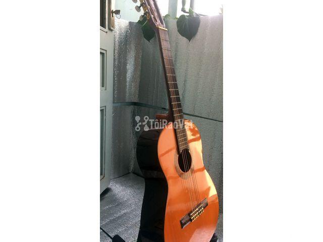 Đàn guitar classic Suzuki cổ. - 3/6