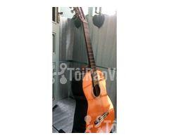 Đàn guitar classic Suzuki cổ. - Hình ảnh 3/6