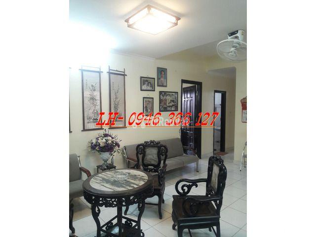 Cần bán căn hộ 3PN, ban công ĐN, tòa CT13A Ciputra Nam Thăng Long - 3/4