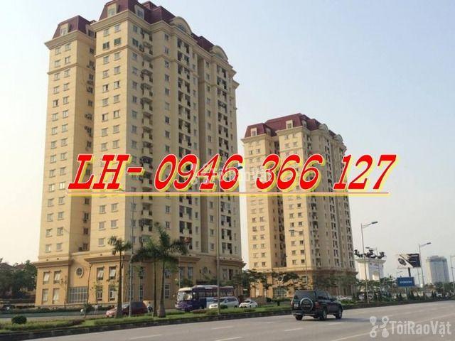 Cần bán căn hộ 3PN, ban công ĐN, tòa CT13A Ciputra Nam Thăng Long - 4/4