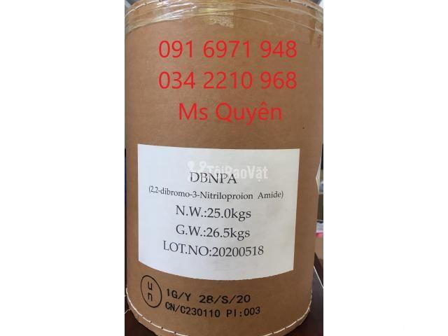 Mua bán sỉ DBNPA 99% trị nấm, diệt khuẩn, ký sinh trùng hiệu quả - 1/2