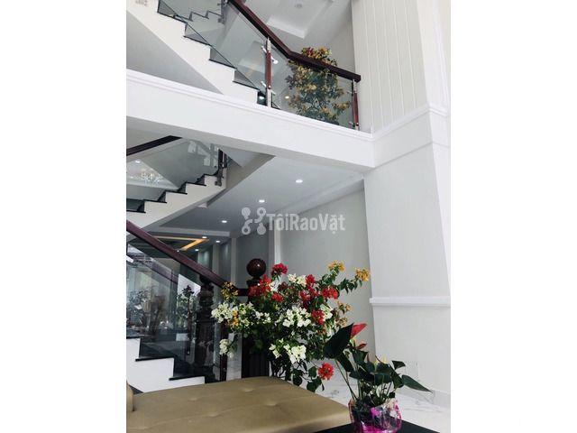 Bán nhà đẹp hẻm 195 Vườn Lài 4x20 đúc 2 lầu giá 7.5 tỷ P. Phú Thọ Hòa - 1/4