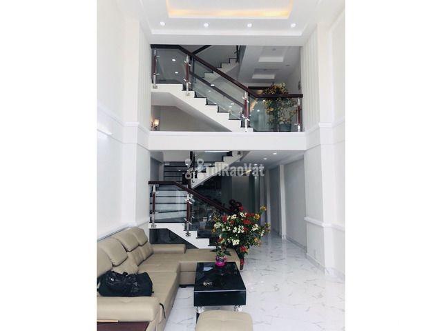 Bán nhà đẹp hẻm 195 Vườn Lài 4x20 đúc 2 lầu giá 7.5 tỷ P. Phú Thọ Hòa - 2/4