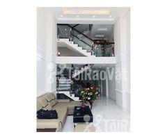 Bán nhà đẹp hẻm 195 Vườn Lài 4x20 đúc 2 lầu giá 7.5 tỷ P. Phú Thọ Hòa - Hình ảnh 2/4