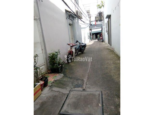 Nhà chính chủ hẻm 4m đường Nguyễn Sáng 4x15.4m 1 lầu giá 4.6 tỷ - 1/1