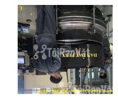 Ống giãn nở mặt bích Jis 10K - khớp co giãn - khớp giãn nở nhiệt inox - Hình ảnh 2/6