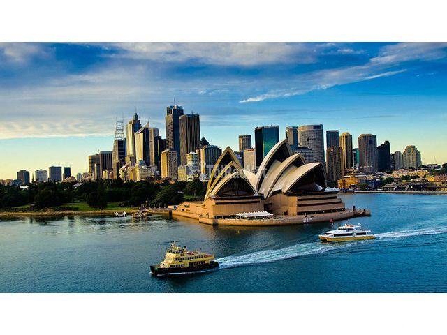 100% khách hàng du học Úc hài lòng với dịch vụ của Công ty Á-Âu - 1/3