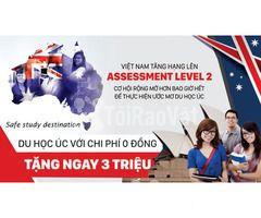 100% khách hàng du học Úc hài lòng với dịch vụ của Công ty Á-Âu - Hình ảnh 2/3