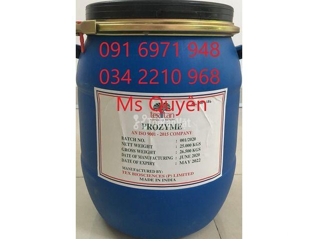 PROZYME, enzyme tẩy sạch nhớt bạt của Ấn Độ giá sỉ - 1/1