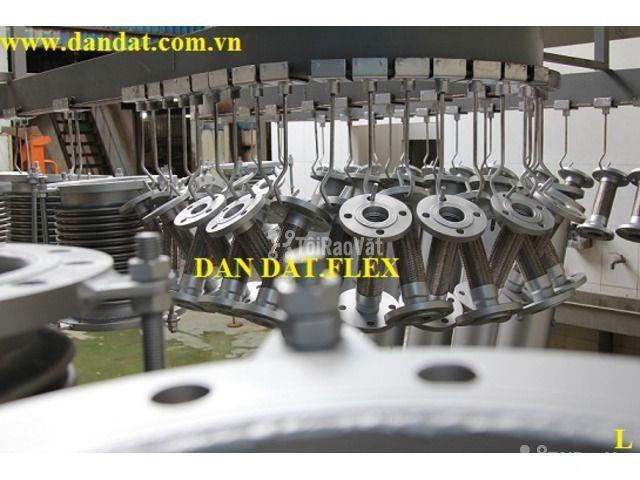 Hàng được sx tại VN - giá tốt: Ống mềm sprinkler/khớp nối mềm nối bích - 1/6