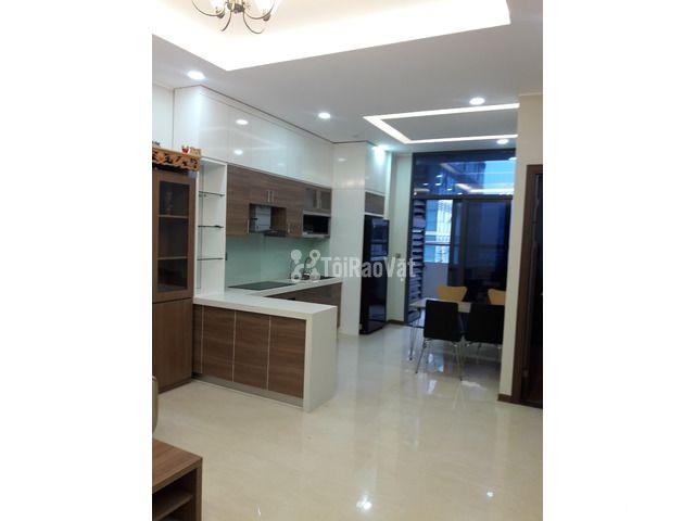 Bán chung cư Tràng An Complex, 74m2, CT1A, bán giá 3 tỷ 2. Lh-0946 366 - 1/3