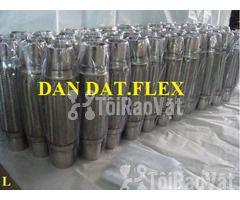 Ống mềm chống rung động cơ dùng trong nhà máy ô tô - Khớp nối mềm inox - Hình ảnh 3/6