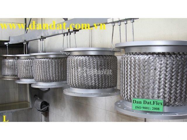Ống mềm chống rung động cơ dùng trong nhà máy ô tô - Khớp nối mềm inox - 5/6