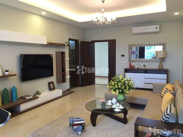 Chính chủ bán căn hộ Tràng An complex CT2, đã có sổ hồng BC Nam 145m2 - 1/4