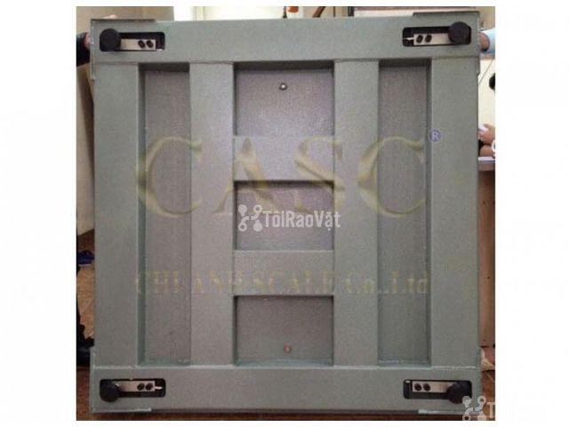 Cân sàn điện tử Model HFS CAS - Cân Chi Anh - 1/1