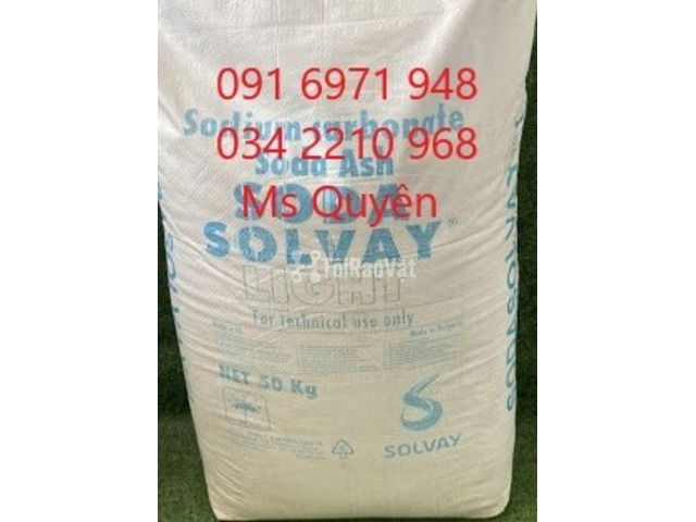 Nơi bán soda ash, sodium carbonate,soda solvay light Bungari tăng kiềm - 1/1