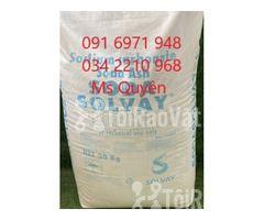 Nơi bán soda ash, sodium carbonate,soda solvay light Bungari tăng kiềm