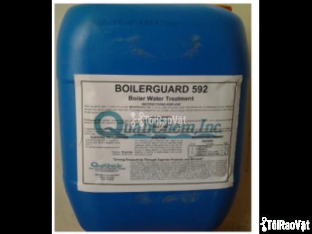 Boiler Guard 592- Chống cáu cặn và ăn mòn cho nồi hơi  - 2/2