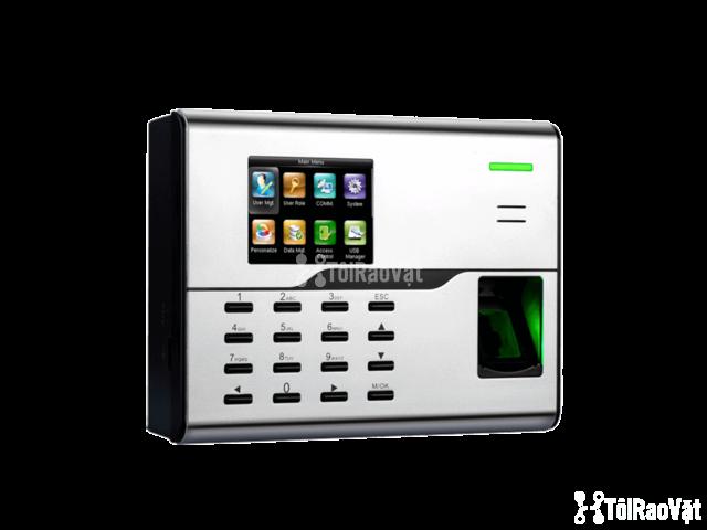 Máy chấm công vân tay ZKteco UA860 bắt Wifi - 1/1
