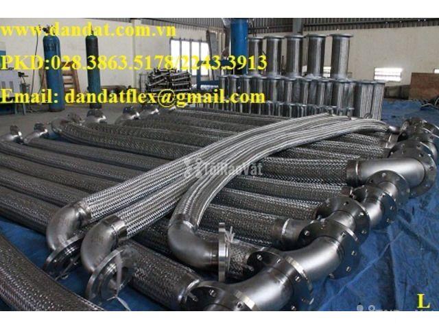 ống chôn bê tông (ống thép 0.6ly)/khớp nối mềm/khớp chống rung - 3/6