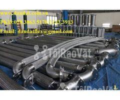 ống chôn bê tông (ống thép 0.6ly)/khớp nối mềm/khớp chống rung - Hình ảnh 3/6