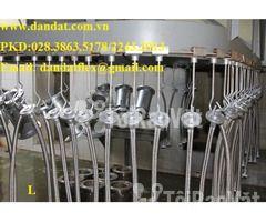 ống chôn bê tông (ống thép 0.6ly)/khớp nối mềm/khớp chống rung - Hình ảnh 5/6