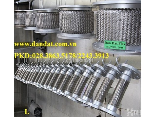 ống chôn bê tông (ống thép 0.6ly)/khớp nối mềm/khớp chống rung - 6/6