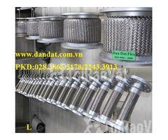 ống chôn bê tông (ống thép 0.6ly)/khớp nối mềm/khớp chống rung - Hình ảnh 6/6