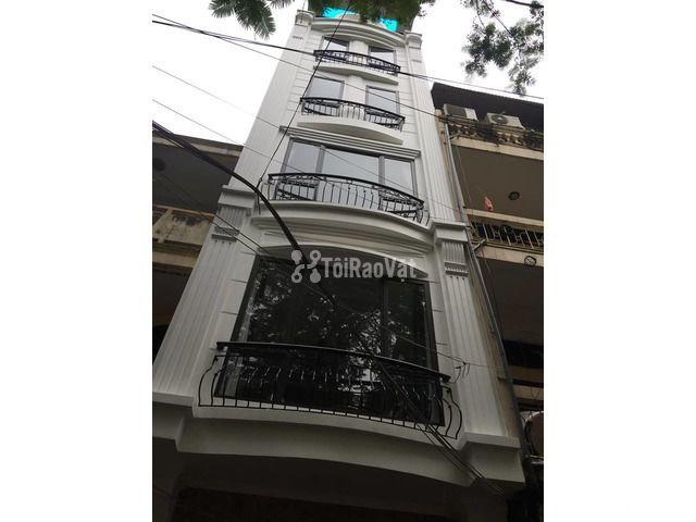 Nhà phố Nguyên Hồng, 6 tầng, thang máy, ô tô tránh, kinh doanh, giá 11 - 2/5