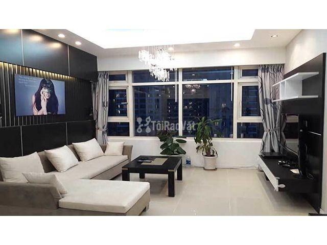 Bán căn hộ 3pn, 89m2, giá 26tr/m2 đường Hoàng Quốc Việt, nhận nhà ở ng - 2/3