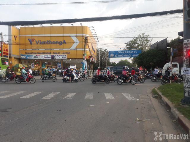 Cần bán gấp đất 6x20 MT đường G14 cũ (3A mới) KDC Vĩnh Lộc Bình Tân - 1/2