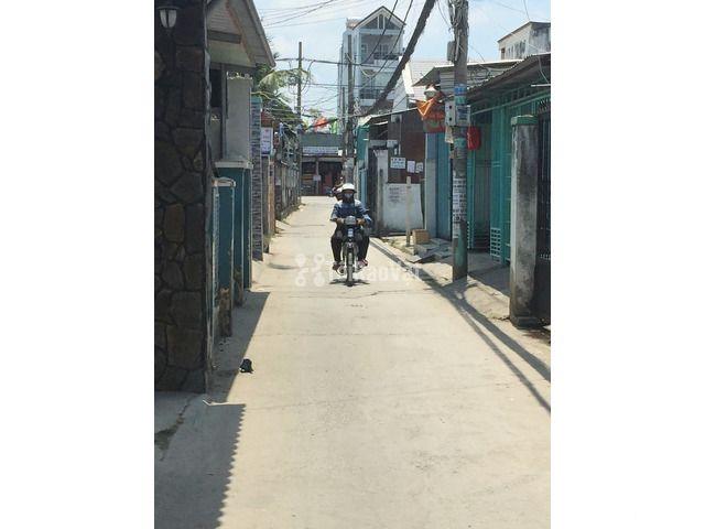 Bán nhà cấp 4 hẻm chính 1422 Huỳnh Tấn Phát P. Phú Mỹ Quận 7 - 2/3