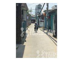 Bán nhà cấp 4 hẻm chính 1422 Huỳnh Tấn Phát P. Phú Mỹ Quận 7 - Hình ảnh 2/3