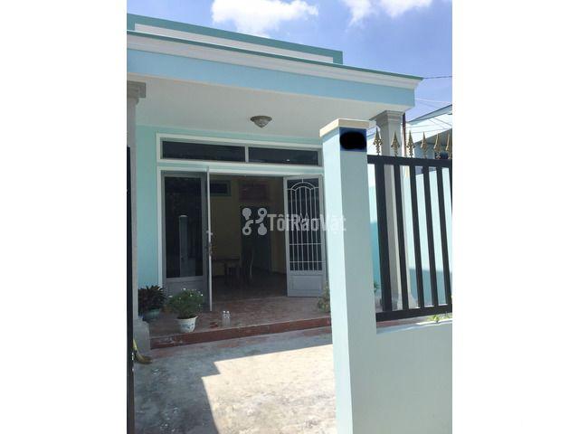 Bán nhà cấp 4 hẻm chính 1422 Huỳnh Tấn Phát P. Phú Mỹ Quận 7 - 3/3
