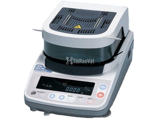 Cân đo độ ẩm AND MX-50 chính hãng, giá tốt - 1/1