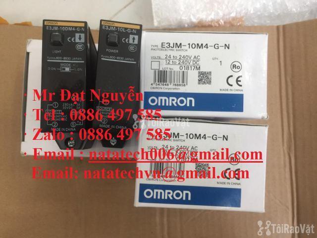 E3JM-10M4T-G-N ,Cảm biến quang ,Omron  - 2/2