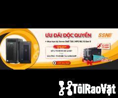 Tặng voucher ưu đãi 20%  các dòng UPS Powercom tại SSN