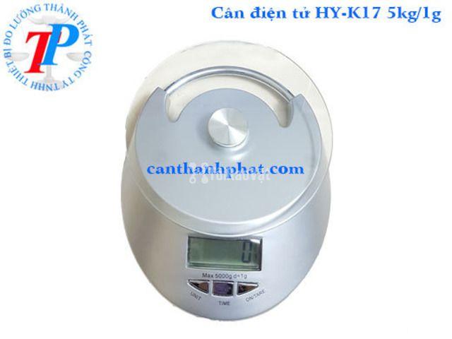 Cân điện tử HY-K17 Haoyu Đài loan, 5kg/1g - 1/1