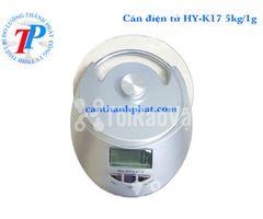 Cân điện tử HY-K17 Haoyu Đài loan, 5kg/1g