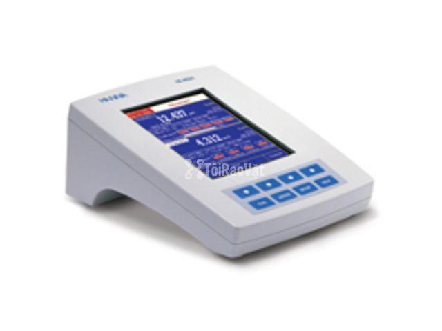 Máy đo độ PH để bàn HI4521 Hanna Ý - 1/1