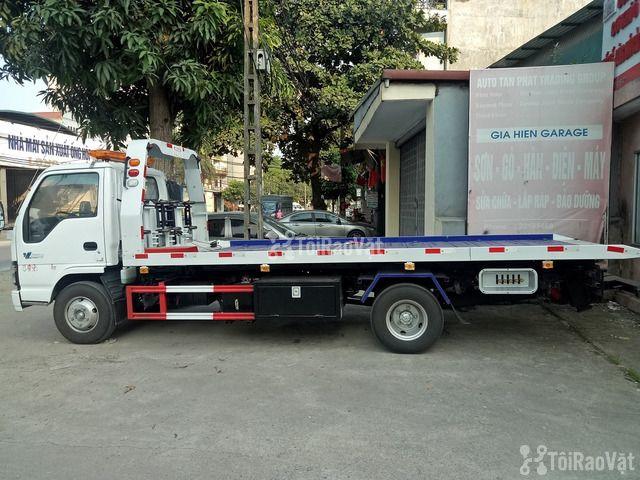 Bán xe cứu hộ Isuzu 2.2 tấn  - 2/3
