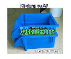 khay nhựa A5, hộp nhựa cơ khí, khay linh kiện giá rẻ, khay đựng linh k - Hình ảnh 1/6