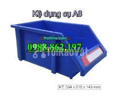 khay nhựa A8, hộp nhựa A8, khay linh kiện A8, kệ nhựa A8, khay nhựa g - Hình ảnh 6/6